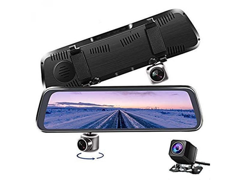 CHICOM Mirror Dash Camera 350°