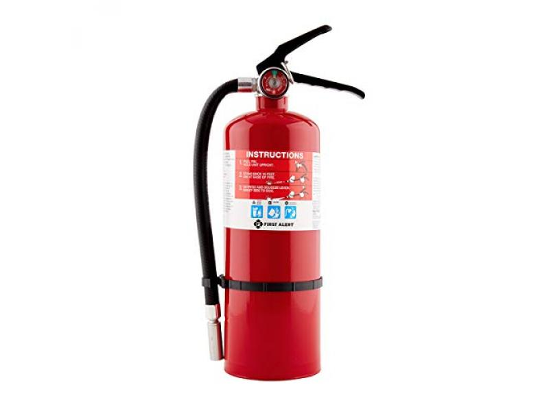 FIRST ALERT Fire Extinguisher (Large)