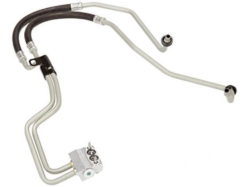 ACDelco 20828695 GM Original Equipment Engine Oil Cooler Hose Kit with Bracket