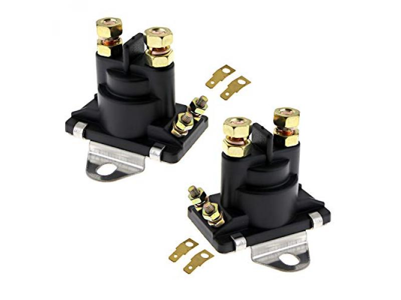 Starter Tilt Trim Pump Relay Solenoid Compatible with Mercruiser 89-96158T