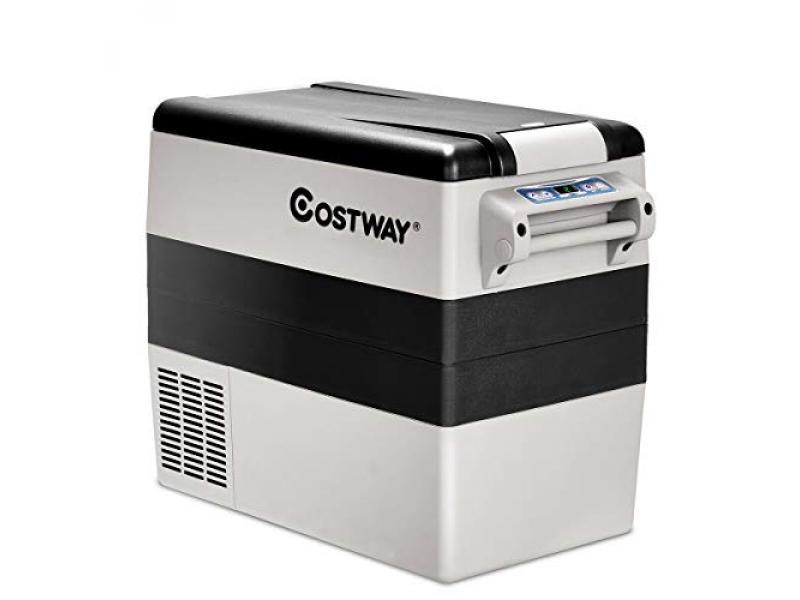 COSTWAY Refrigerator
