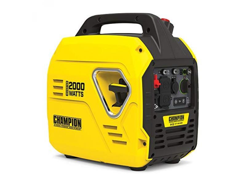 Champion Power Equipment 100692 2000-Watt Portable Inverter Generator