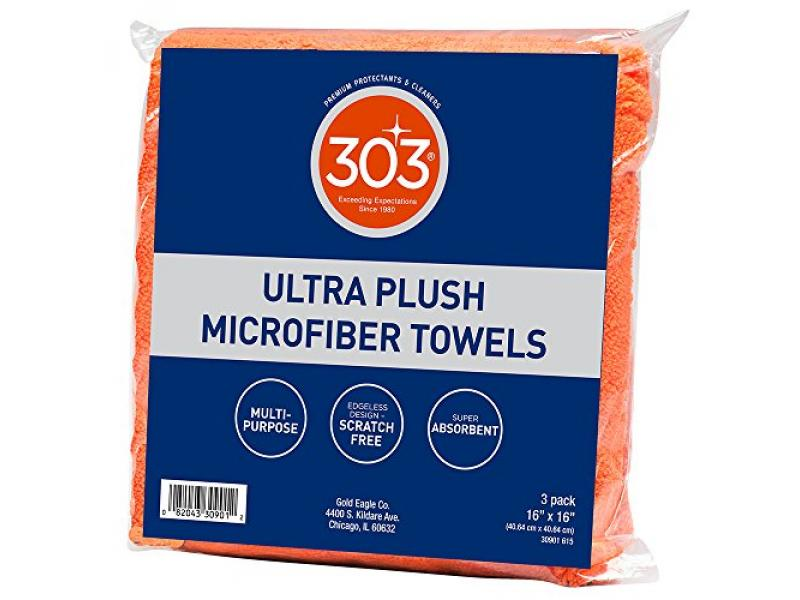 303 Premium Microfiber Towels