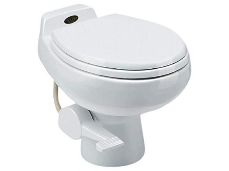 SeaLand - 302510483 Traveler 510 Plus Bone Toilet