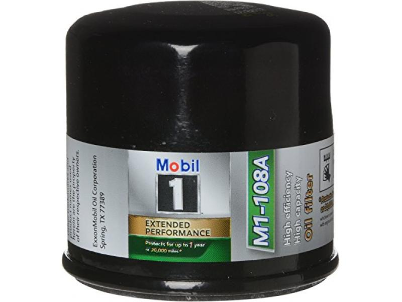 M1-108A Extended Performance Oil Filter, Pack of 2
