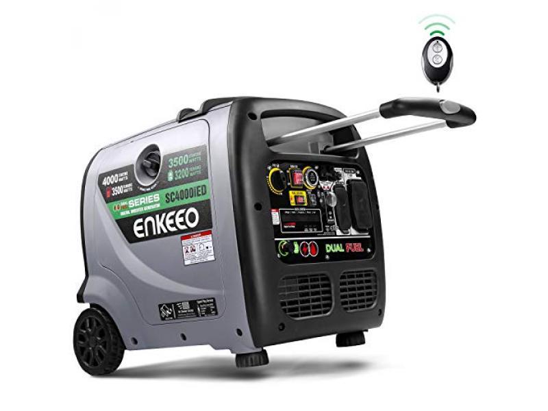 ENKEEO Portable Inverter Generator