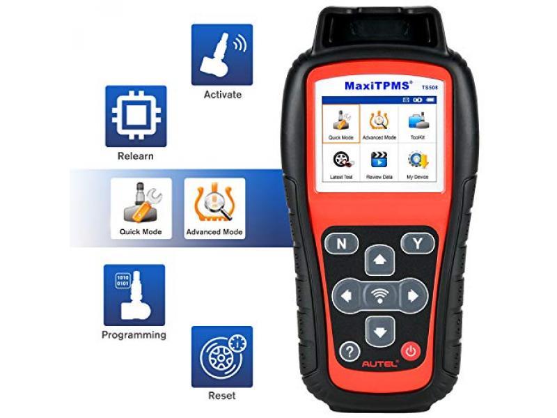 Autel MaxiTPMS TS508 TPMS Relearn Tool 2021