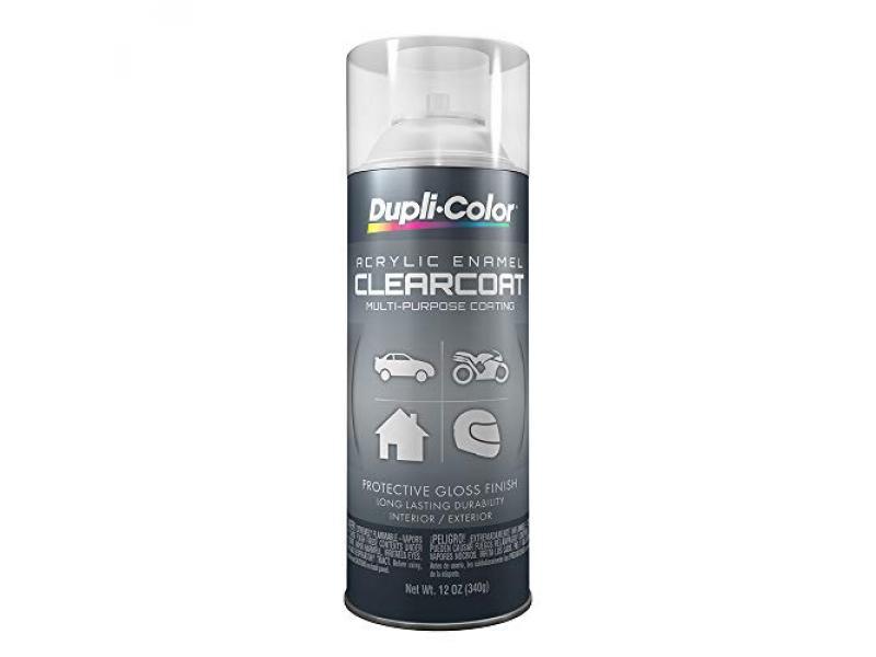 Dupli-Color - DA1692 General Purpose Acrylic Enamel Crystal Clear