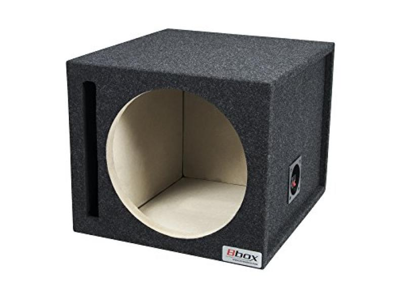 "Bbox E12SVPro-Series 12"" Single Vented Subwoofer Enclosure"