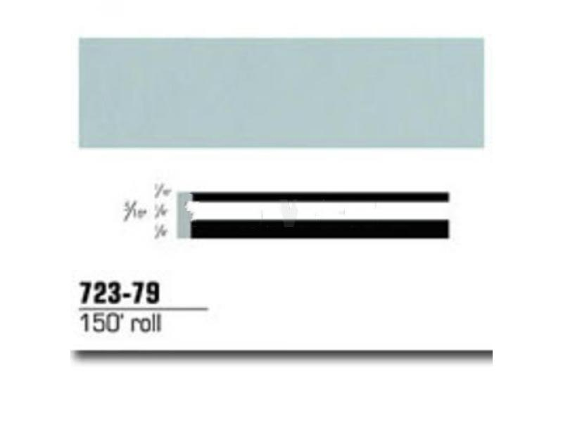 3M Scotchcal 72379 Vinyl Film Coated Double Striping Tape