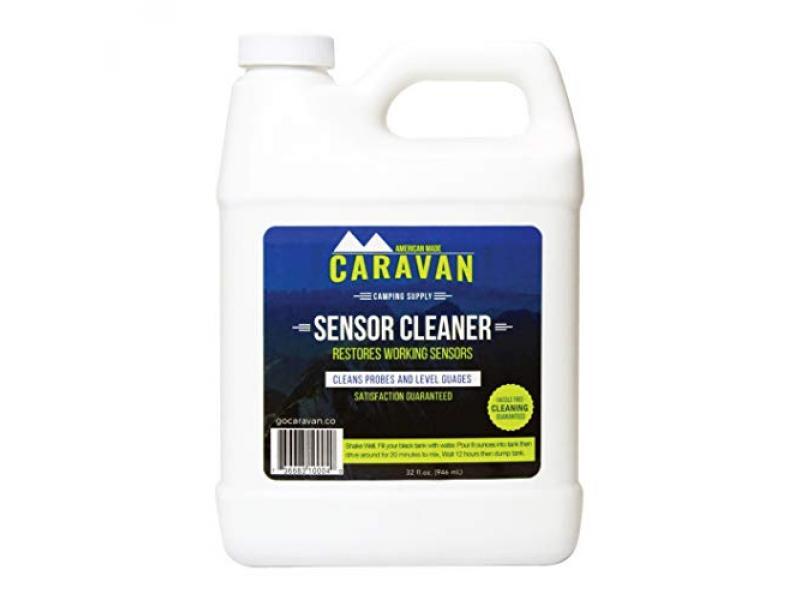 Caravan RV Sensor and Tank CLEANER