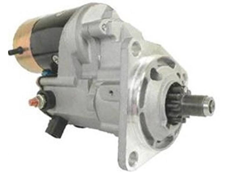 Rareelectrical NEW STARTER MOTOR COMPATIBLE