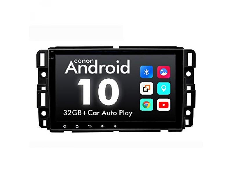 2021 Newest Double Din Car Stereo, Eonon 8 Inch Android 10 Car Radio
