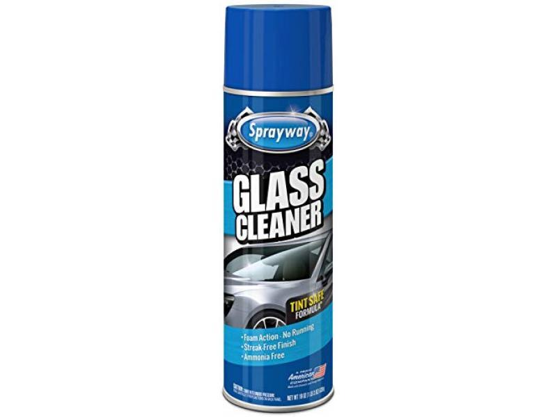 Sprayway Auto Glass Cleaner, 19 oz.