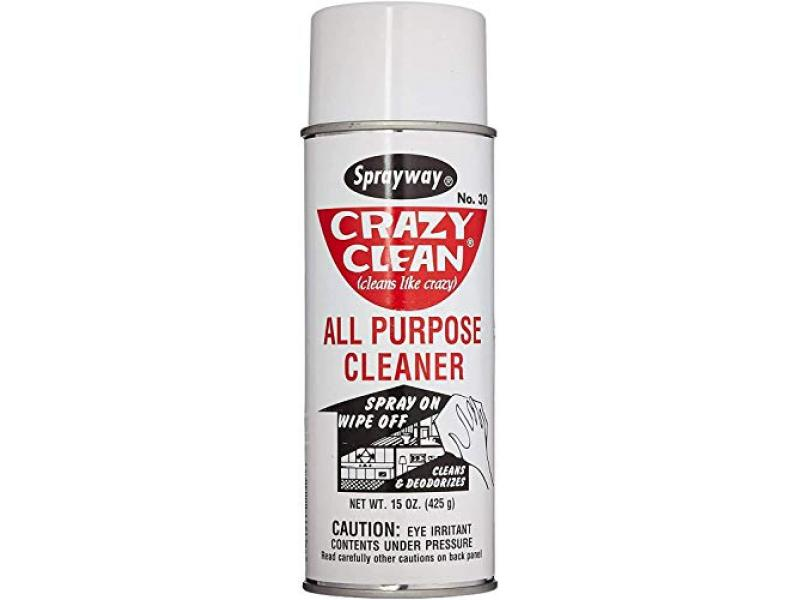 Sprayway SW030 Crazy Clean All Purpose Cleaner