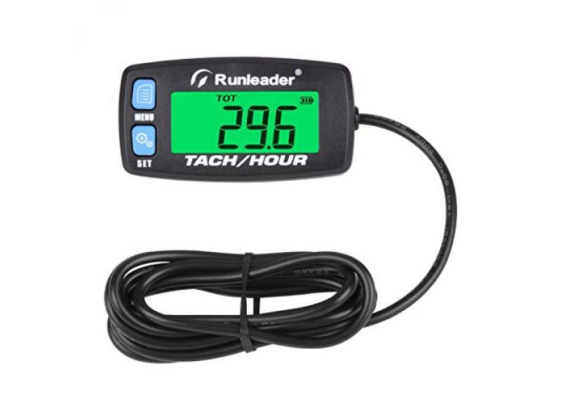 Runleader Digital Engine Hour Meter