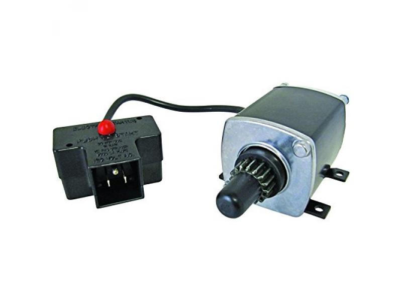 New 120V Electric Starter Replacement For Tecumseh Engine Snow Blower