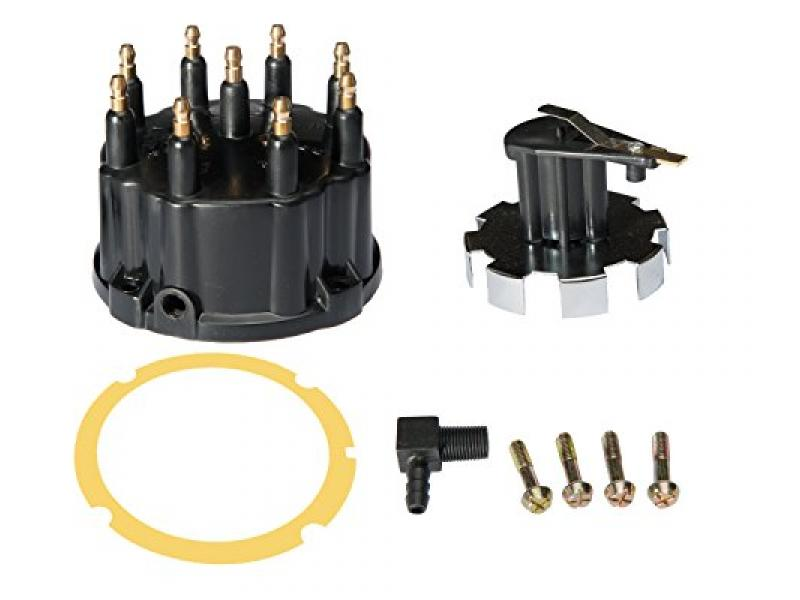 Sierra 18-5273 Tune Up Kit for GM V-8 Engines with Thunderbolt IV & V HEI Ignitions