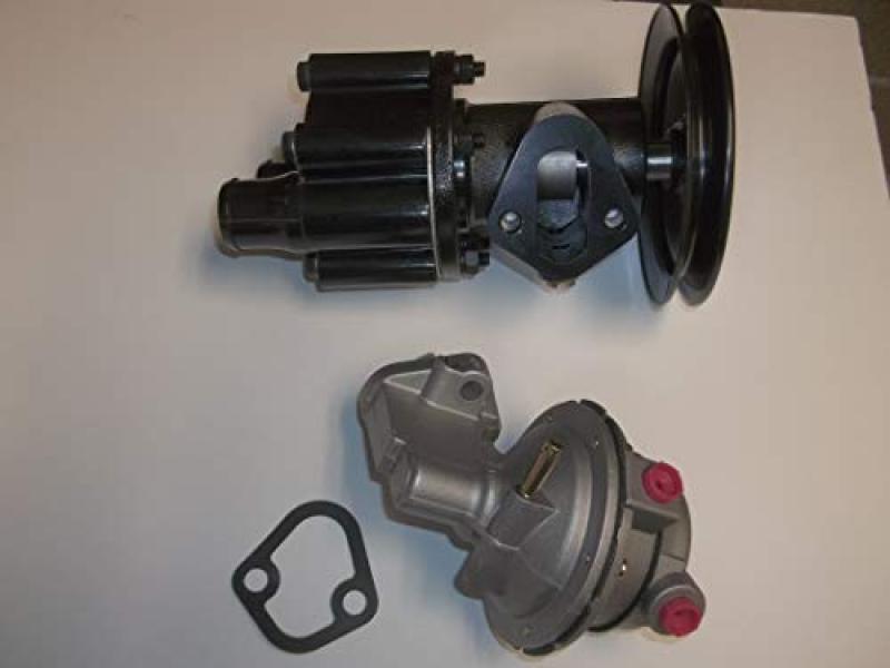 Raw Sea Water Pump Belt Driven Fuel