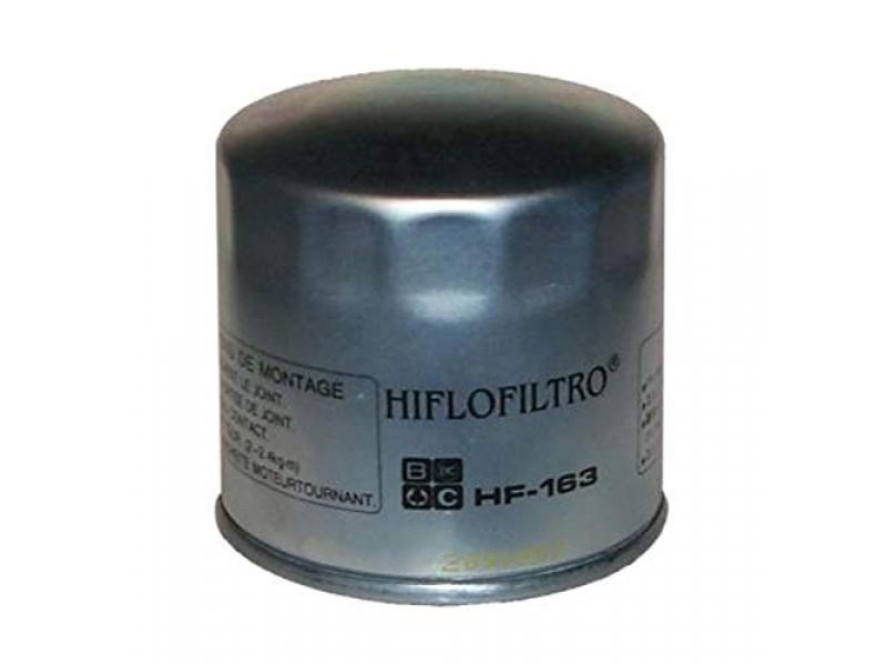Hiflofiltro HF163 Black Single Oil Filters