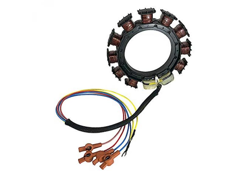 JETUNIT Genuine outboard 9 amp Stator Assy Maganet Coil