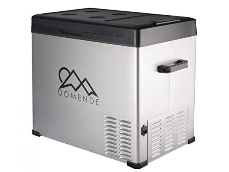 54qt Refrigerator Freezer