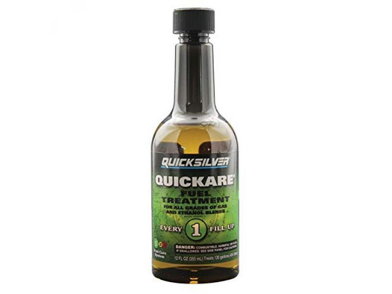 Quicksilver Quickart Fuel Treatment Additive