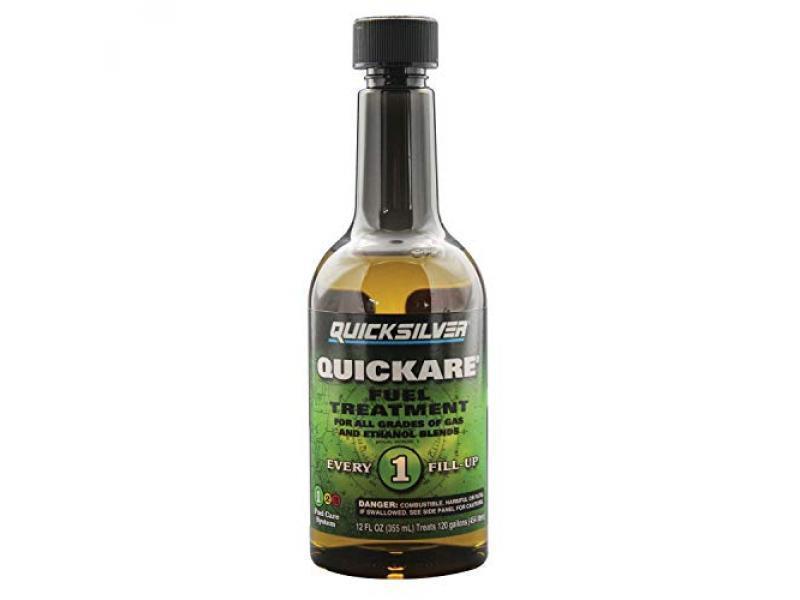 Quicksilver Quickare Fuel Treatment Additive