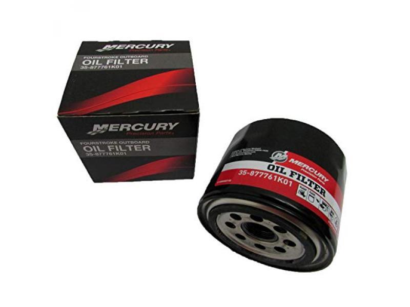 Mercury 4-Stroke Oil Filter 35-877761K01 18-7876-1 35866340Q03 18-7824-2