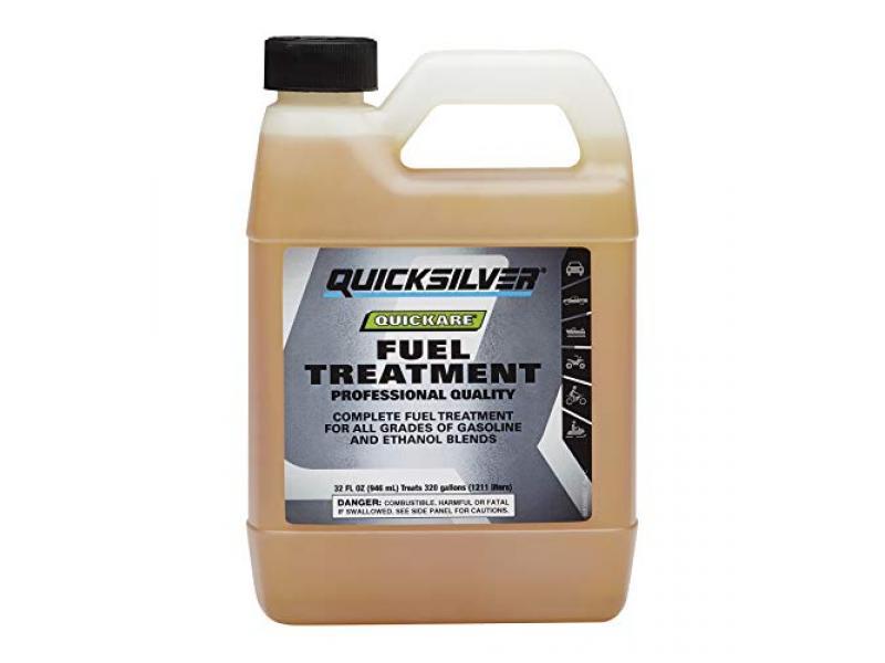 Quicksilver 8M0058680 Quickare Fuel Treatment
