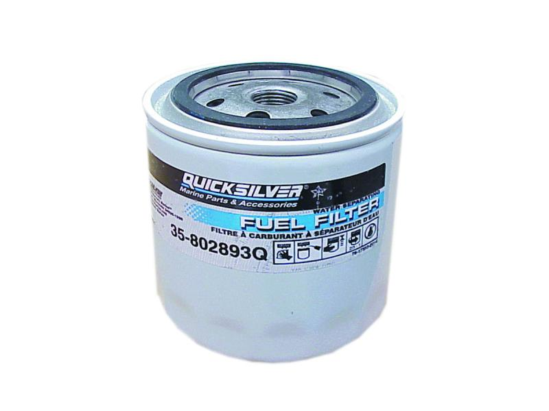 MERCURY QUICKSILVER  FUEL/WATER SEP FILTER 35-802893Q01