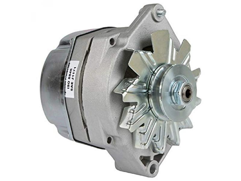 Alternator Compatible with/Replacement for Crusader Engines