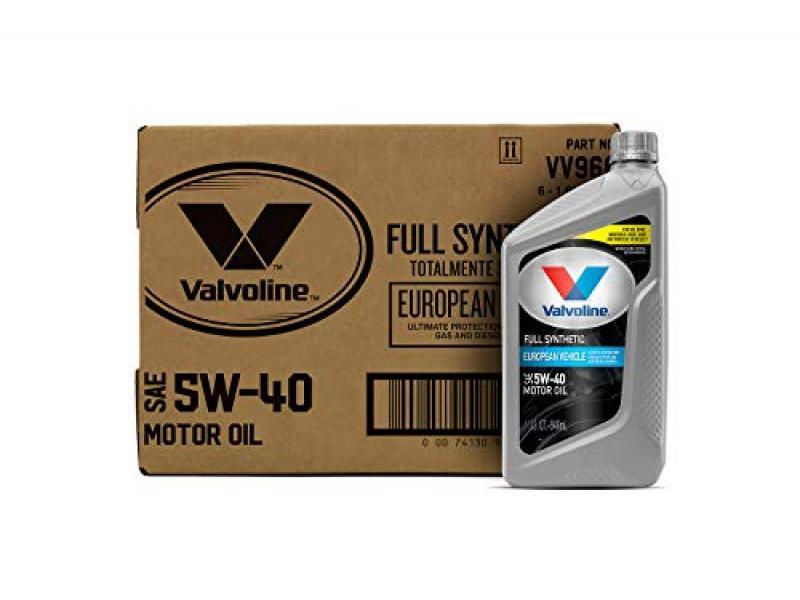 Valvoline 5W-40 MST SynPower Full Synthetic Motor Oil