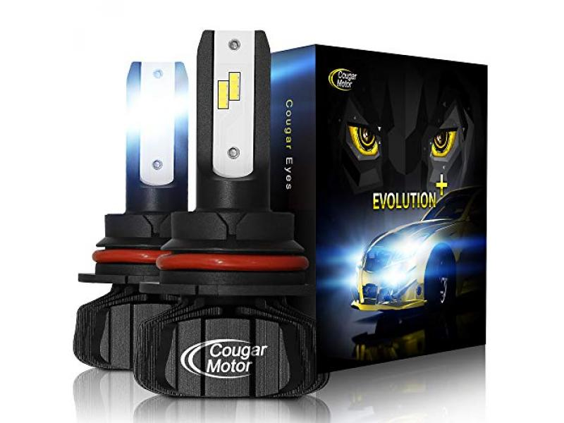 Cougar Motor 9007 Led bulb