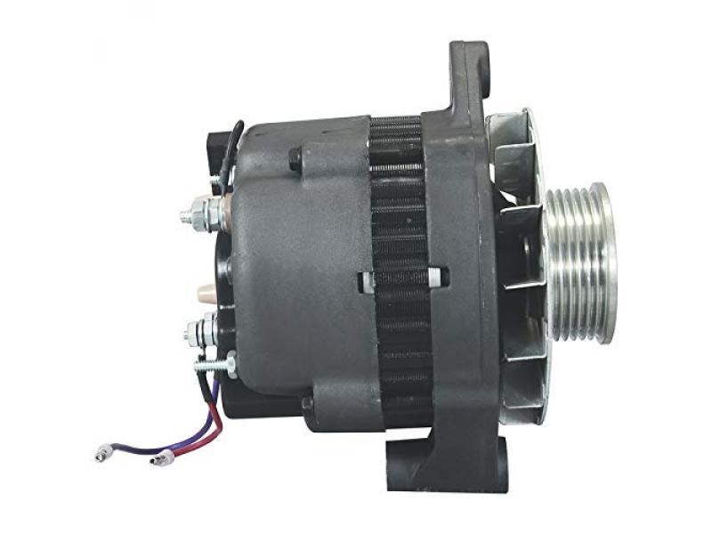 New Alternator SAEJ1171 65A Replacement For 1996-2001 Mercruiser