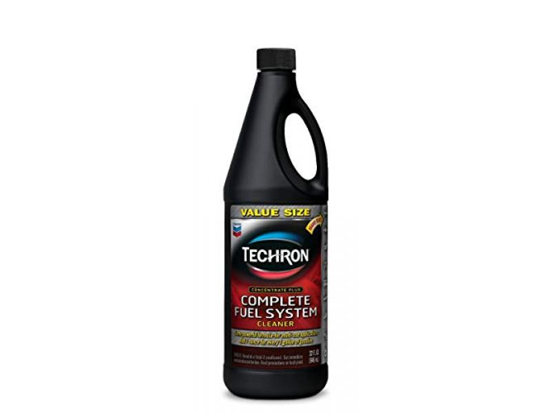 Techron Concentrate Plus Fuel System Cleaner
