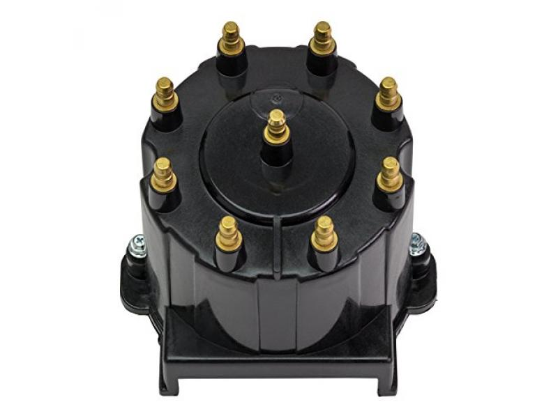 Quicksilver 808483T3 Distributor Cap Kit - Marinized V-8 Engines by General Motors with Delco HEI Ignition Systems