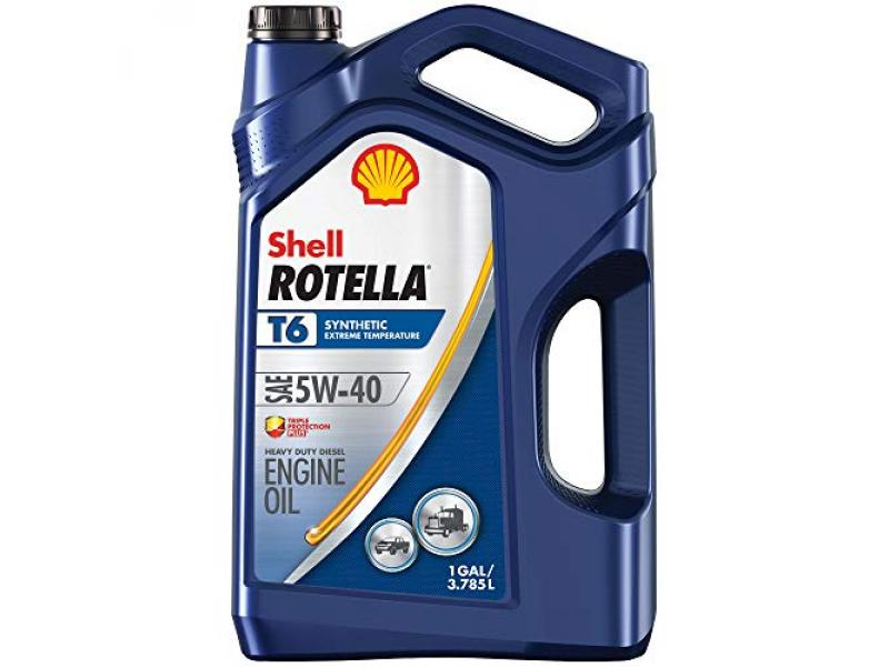 Shell Rotella T6 Full Synthetic 5W-40