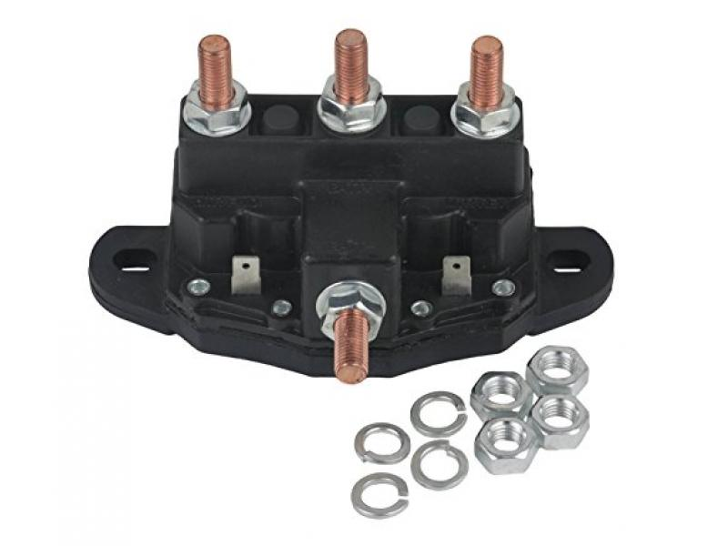 Rareelectrical New Solenoid Switch 12V