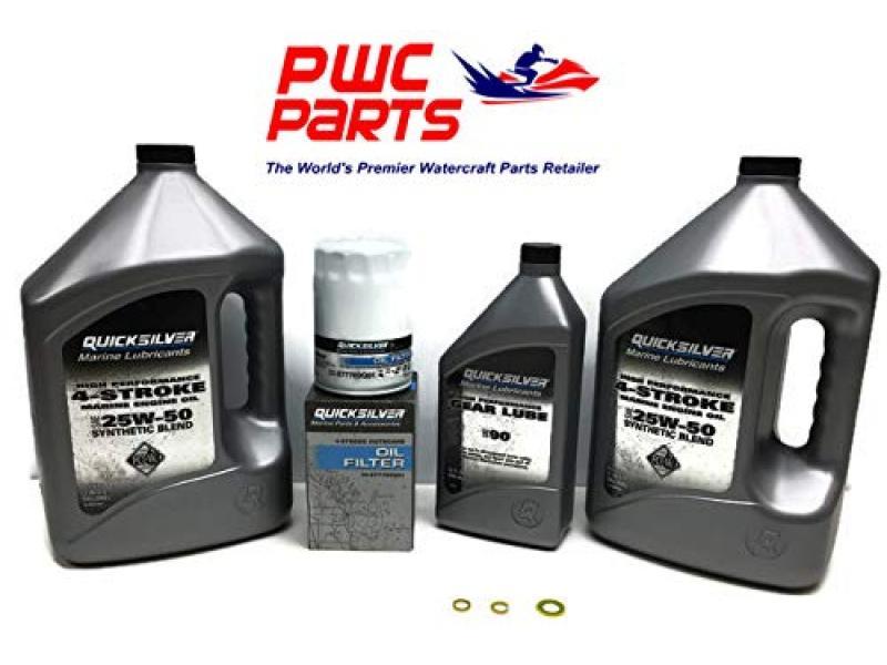 MERCURY VERADO Quicksilver Oil Change Kit