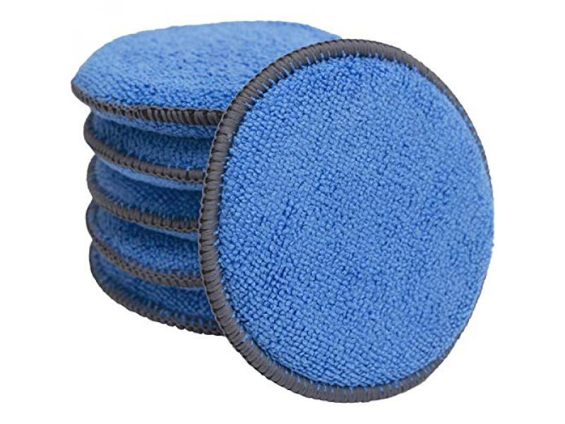 862401 Microfiber Applicator and Cleaning Pads