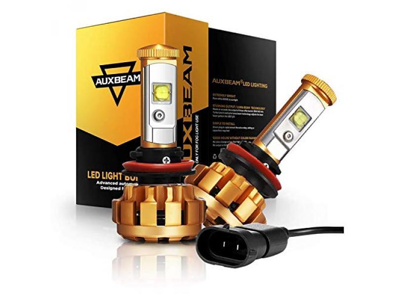 Auxbeam H11 LED Bulbs