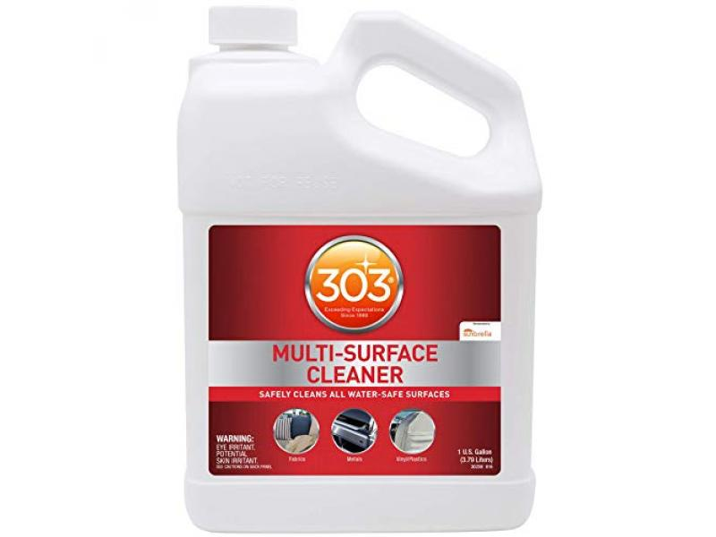 303 Products 30570 Marine & Recreation Multi-Surface Cleaner - 1 Gallon, Red