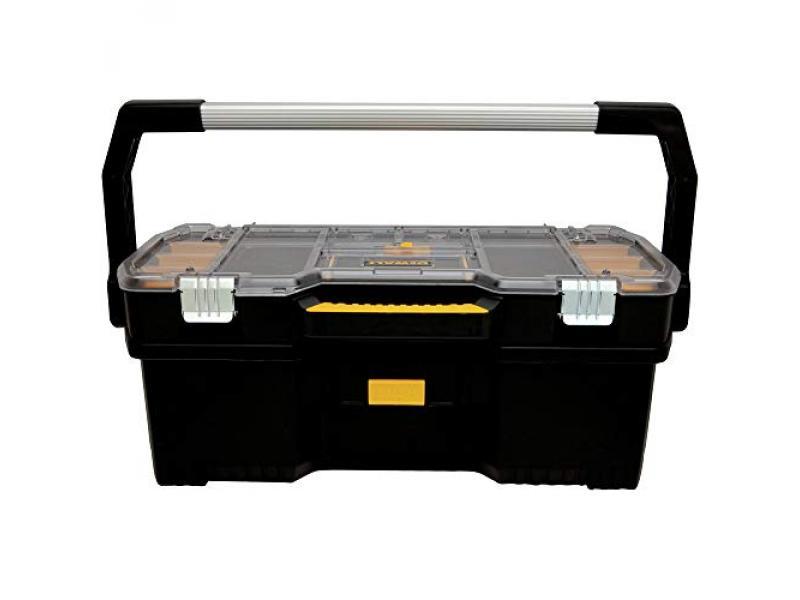 DEWALT Tote & Organizer Box With Dividers (DWST24075)