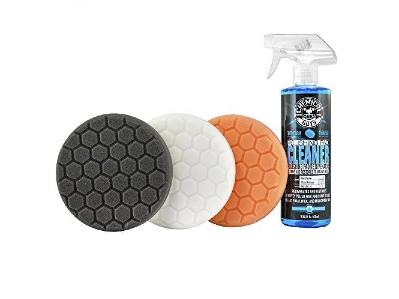 Chemical Guys HEX_3KIT_6 6.5 Buffing Pad Kit