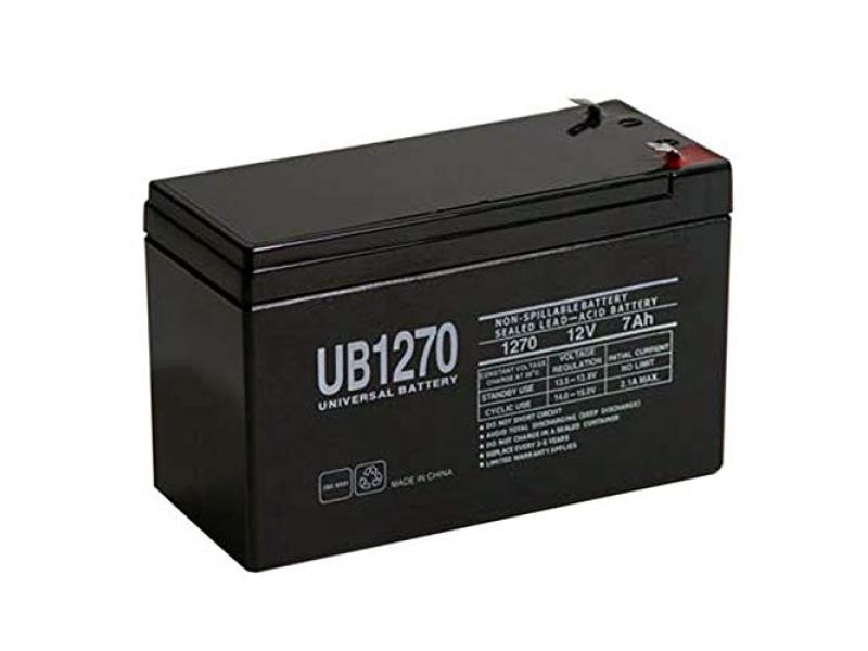 Universal Power Group Replacement for GP1272 GP 1272 Battery 12V 28W 7.2AH