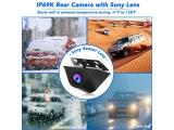PORMIDO Mirror Dash Cam Backup Camera 12 Photo 4