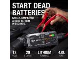 NOCO Boost Sport GB20 500 Amp 12-Volt UltraSafe Lithium Jump Starter Box Photo 4