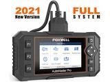 FOXWELL NT624 Elite OBD2 Scanner All Systems