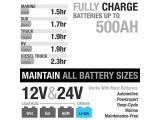 NOCO Genius G26000 12V/24V 26 Amp Pro-Series Battery Charger and Maintainer Photo 1